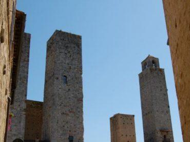 San Gimignano, la Manhattan del Medioevo