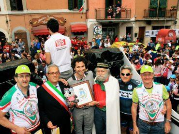 """Mentana. """"Emozione Corsa Rosa"""" con il Giro d'Italia"""
