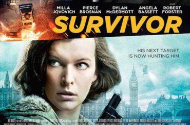 Survivor: rilasciate due clip in italiano del film