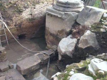 Archeologia, ritrovati al Circo Massimo i resti di un arco in onore dell'imperatore Tito