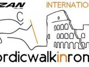 """NordicWalkinRome, seconda edizione per la """"camminata con i bastoncini"""""""
