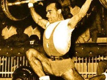 Morto Sebastiano Mannironi, uno dei più grandi pesisti e sportivi italiani di sempre