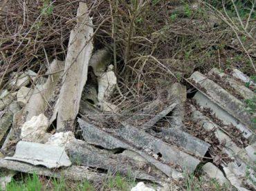 """Monterotondo. """"Abbandono di eternit: danno ambientale ed economico"""""""