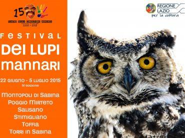 Festival dei Lupi Mannari sui Monti della Sabina