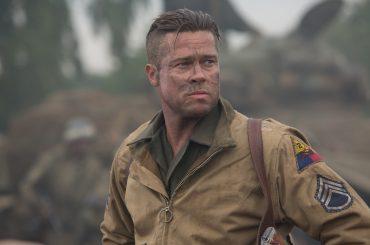"""""""Fury"""" di David Ayer con Brad Pitt in sala dal 2 giugno"""