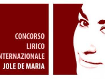 Monterotondo. Al via mercoledì 24 giugno il Concorso Lirico Internazionale Jole De Maria