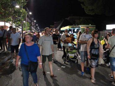 Fonte Nuova. Tutti in strada per la Notte Bianca: photogallery e video