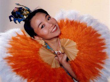Yang Yu Lin danza al MAXXI con la sua Chinese Contemporary Dance Company