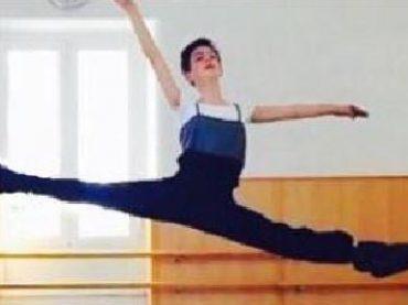 Giacomo Mandolini vola dal Centro Promozione Danza di Marcellina alla scuola del Teatro dell'Opera di Vienna