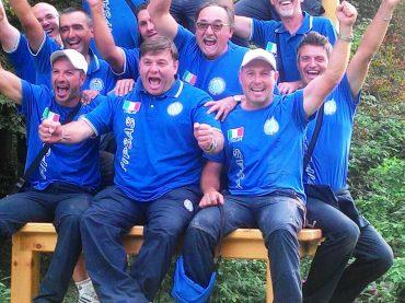 Italia campione del mondo di Pesca al Colpo