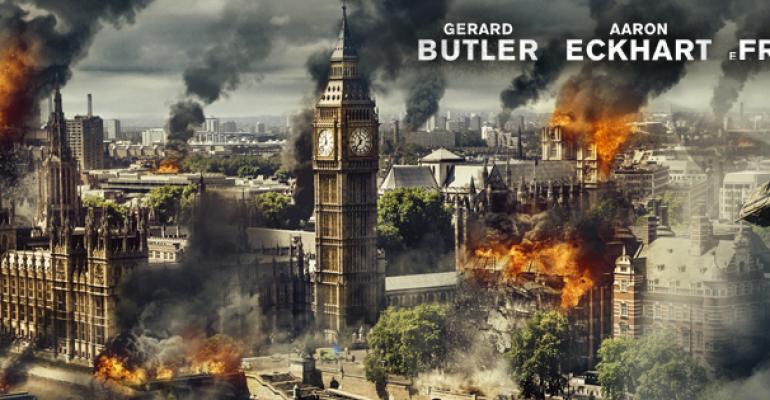 """Primo teaser per il film """"Attacco al potere 2 – London Has Fallen"""""""