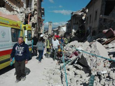 Terremoto. Sale il numero delle vittime. Attivato l'sms solidale 45500