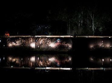 Villa Ada: l'emergenza umanitaria dei migranti diventa arte