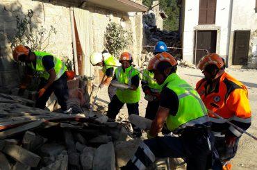 Mentana. terremoto, sospendere le donazioni di beni fino a nuove disposizioni