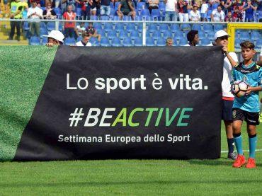 """Su tutti i campi della Serie A si è svolta la """"Giornata dello Sport e dell'Integrazione"""""""