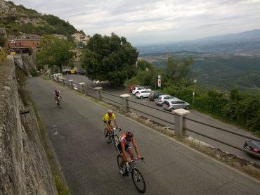 """Sant'Oreste """"Cima Coppi"""" della Granfondo Valle del Tevere, il gran premio alla memoria di Luciano Giuliano"""