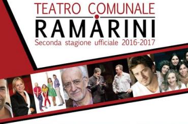 Monterotondo. Teatro Ramarini: al via la seconda stagione ufficiale