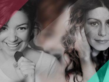 Maria Beatrice Alonzi live dall'Hard Rock Cafè di Roma ed in diretta su Facebook. Ospite d'eccezione Amanda Sandrelli