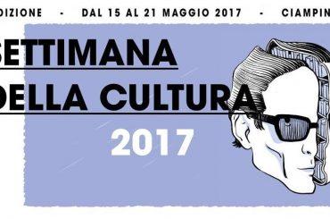 Ciampino. Settimana della Cultura 2017, dal 15 al 21 Maggio