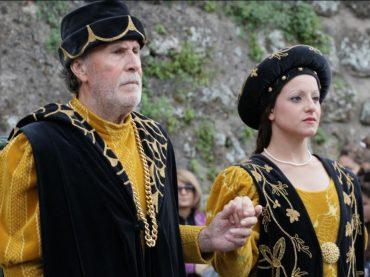 Palio dei Borgia, Nepi diventa un teatro con la consulenza artistica dell'Accademia di Belle Arti di Roma