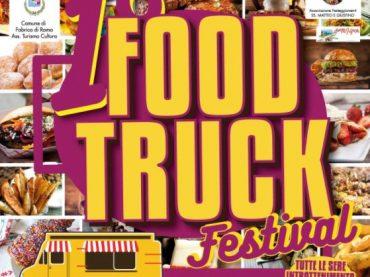Food Truck Festival, percorso eno-gastronomico all'insegna del cibo da strada