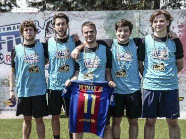 Neymar Jr's Five: l'Italia tra le 16 migliori squadre al mondo su 53 nazioni