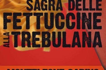 La storia di Monteleone Sabino in tavola con la Sagra delle fettuccine alla trebulana