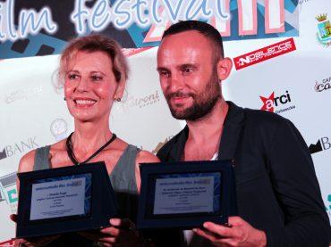 """Daniela Poggi miglior attrice per """"L'esodo"""" al Santa Marinella Film Festival"""
