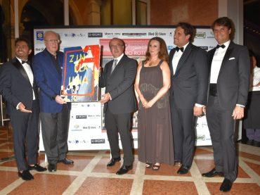 Venezia 74. Consegnato a Michael Caine il Premio Fondazione Mimmo Rotell
