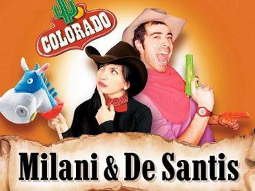 Roma Fringe Festival presenta: Milani&DeSantis Show. Da Colorado Cafè il duo comico sul palco di Villa Mercede