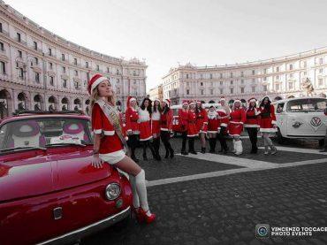 Invasione Di Babbi Natale In 500