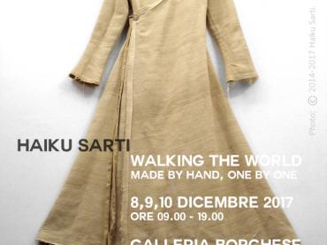 Mentana. Terza edizione del progetto itinerante di Haiku Sarti
