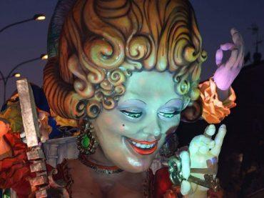 Carnevale Civitonico 2018: Carri allegorici, maschere e musica con lo storico Rogo de O' Puccio
