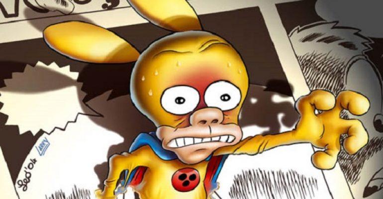 A WeGIL arriva Leo Ortolani con RAT-MAN. Il ratto supereroe più amato d'Italia flette i muscoli ed è nello spazio