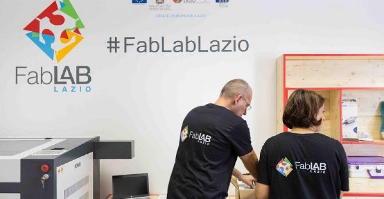 Faber School Digital Manufactoring, aperta online la call di Lazio Innova