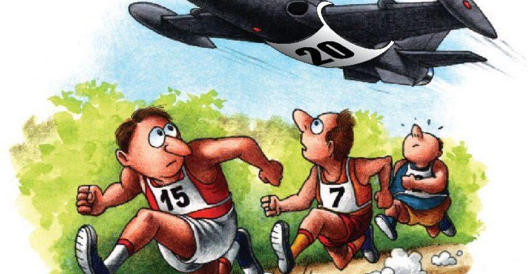 """""""Vola Ciampino"""", torna l'appuntamento imperdibile per gli appassionati di corsa"""