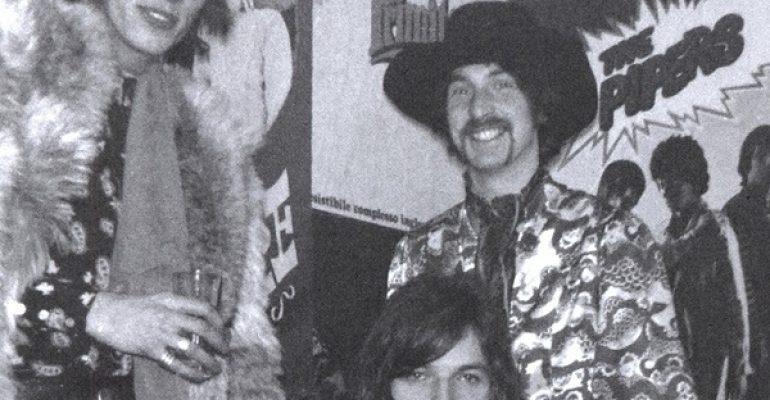 1968/2018: Pink Floyd live al Piper Club