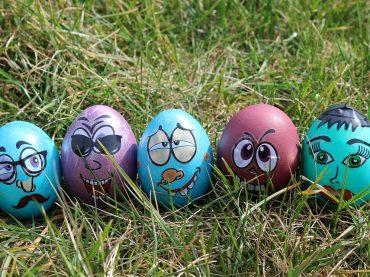 Caccia alle uova: un pomeriggio dedicato ai bambini