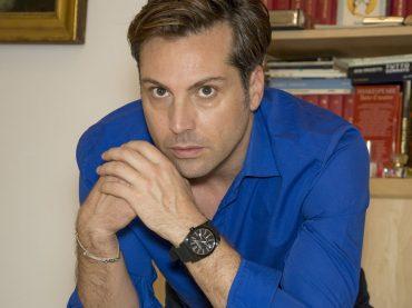 Intervista a Vincenzo Bocciarelli: tra cinema e televisione, di ritorno da Cannes in attesa di rivederlo in tv (per la gioia delle fans)