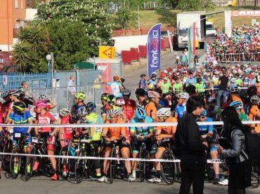 Mentana. La Garibaldina: un intenso ed emozionante fine settimana di ciclismo