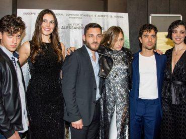 """Presentato il film """"Le grida del silenzio"""". Intervista alla regista Sasha Alessandra Carlesi e gallery della première"""