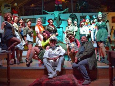 Finale Miss Pin Up WW2 al Fabulous: l'evento vintage dell'estate!