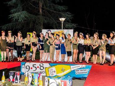 Finale del Concorso Nazionale Miss Pin Up WW2: vince la bellezza vintage!