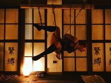 Rome Bondage Week: Arte, Eros e Performance a Roma dal 20 al 23 settembre con ospiti da tutto il mondo