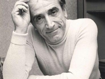"""5 anni senza Arnoldo Foà: la vedova istituisce il """"Premio Arnoldo Foà. Teatro e Visioni"""" e chiede un teatro intitolato"""
