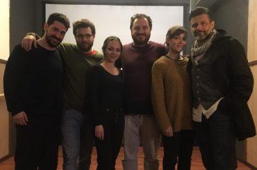 """Inizio riprese dell'opera prima di Andrea D'Emilio """"La Scelta Giusta"""" con Luca Lionello e Francesco De Francesco"""