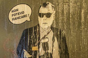Pietro Coccia, il fotografo del cinema italiano, ricordato alla Festa del Cinema di Roma dalla Street Artist Laika
