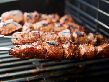Ricetta al barbecue: spiedini di manzo Teriyaki