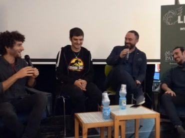 """Le Coliche al Lamezia International Film Fest, """"Ci piacerebbe realizzare un nostro film"""""""