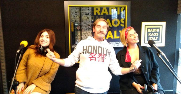 Podcast. Preferito Radio Show 19 Novembre 2019: Ospiti le Candy Girls e la giornalista Maria Cristina Donà